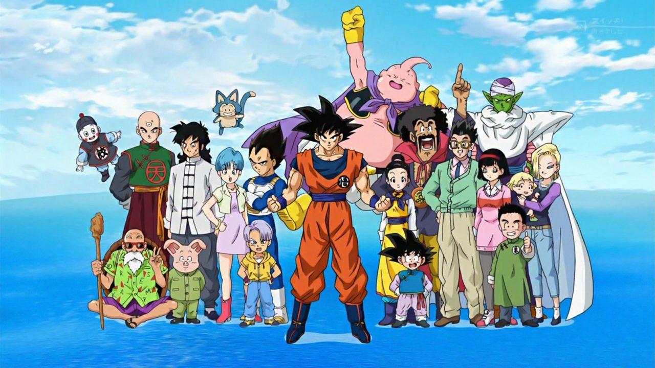 Con el último capitulo de la serie, Dragon Ball obtuvo 6,3% en comparación con el 5,8% de Luffy