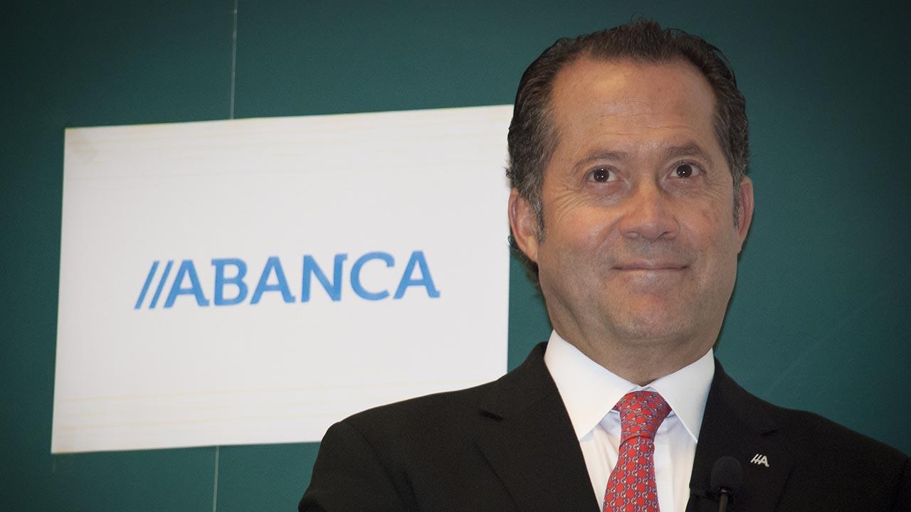 Juan Carlos Escotet serán el presidente de Abanca