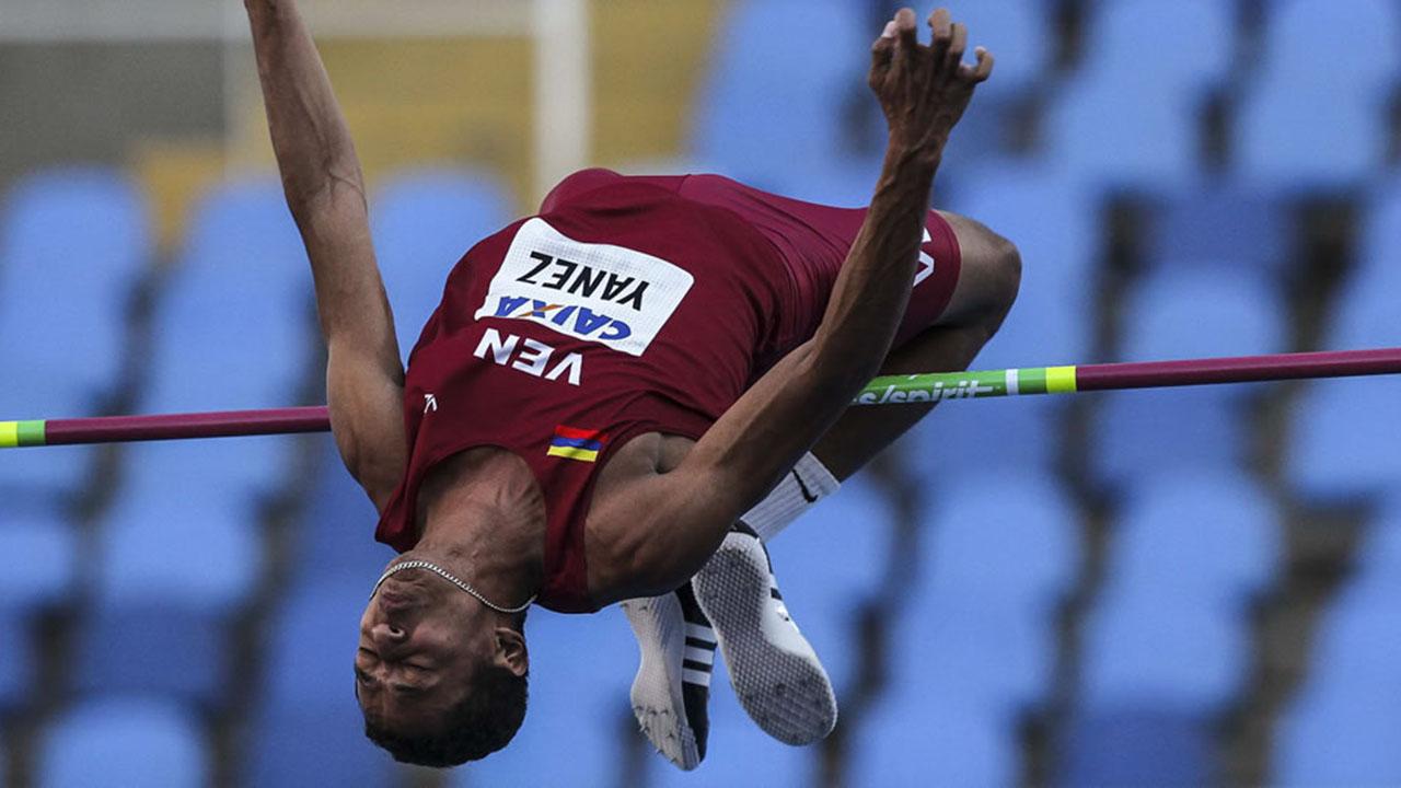El deportista venezolano es finalista de este torneo