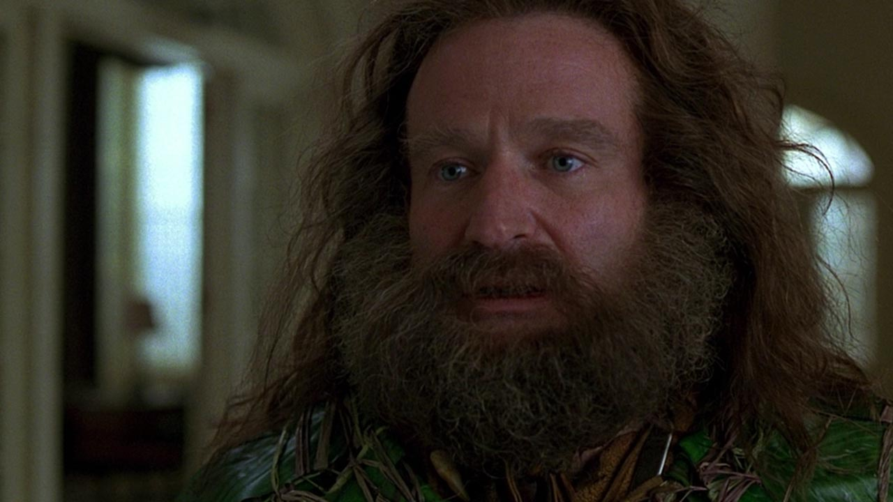 Jumanji recordará a Robin Williams