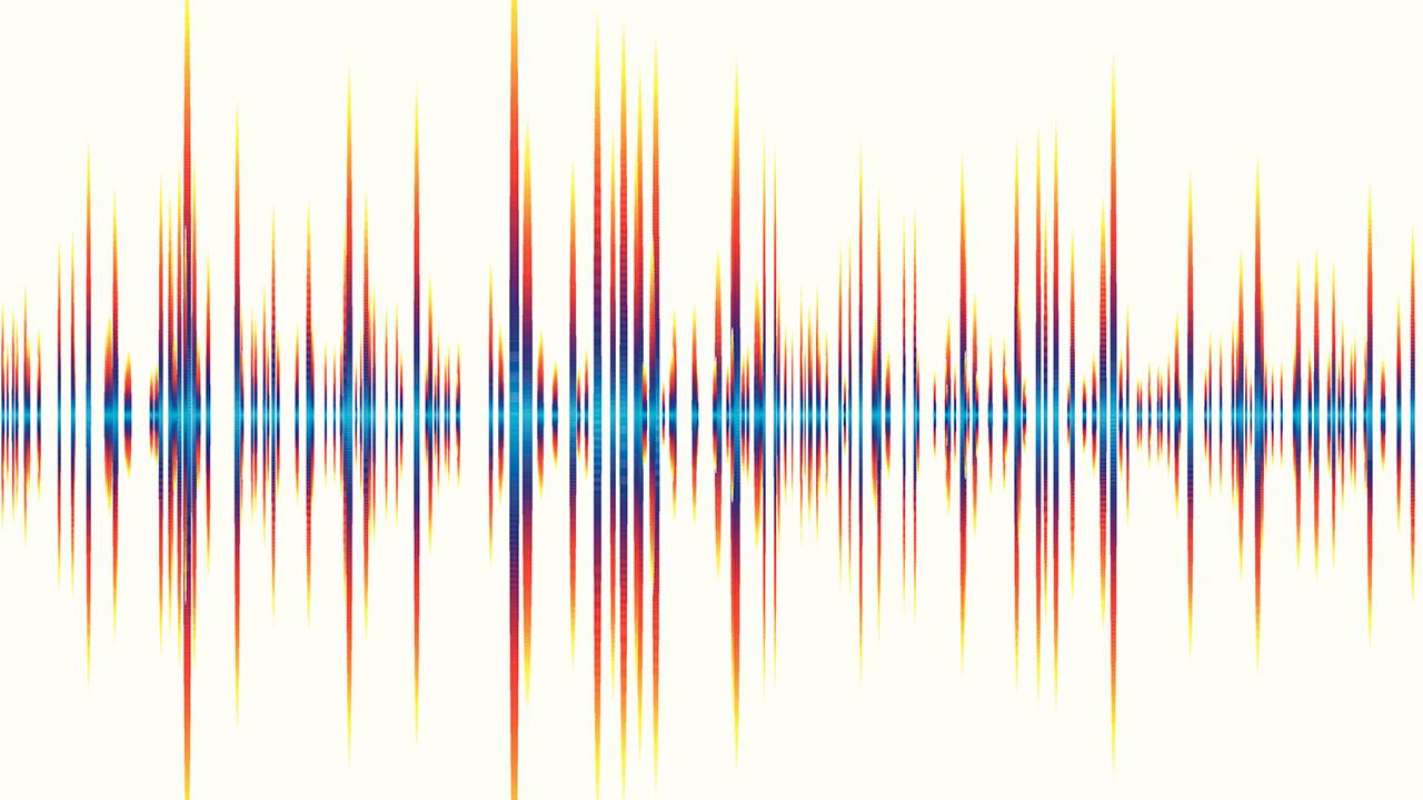 La razón es la capacidad limitada del oído humano con respecto a la de los micrófonos