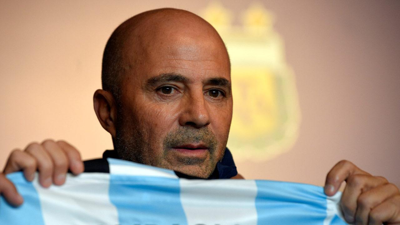 El reemplazante de Edgardo Bauza indicó que hará todo lo posible por clasificar al combinado albiceleste al Mundial de Rusia 2018