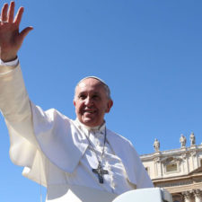 El papa Francisco vuelve a rezar por Venezuela