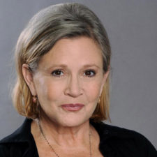 Carrie Fisher entra en nominación de los Emmy