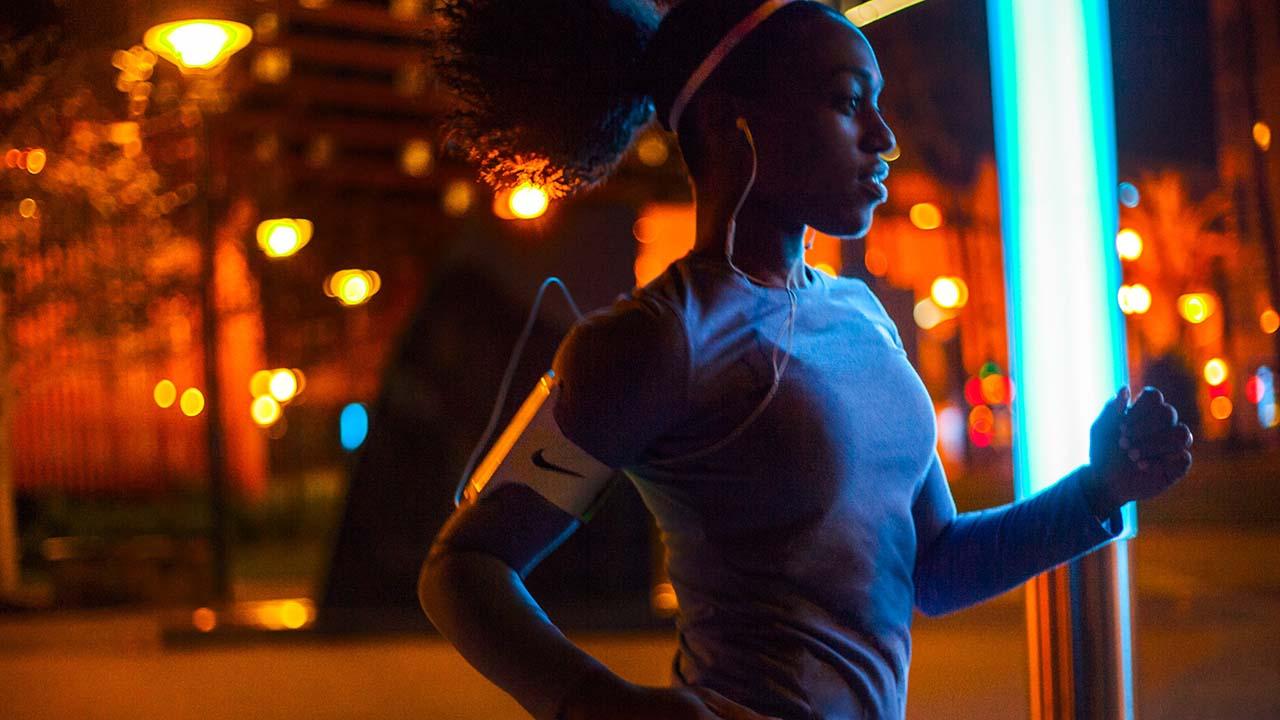 Hacer ejercicio nocturno ayuda