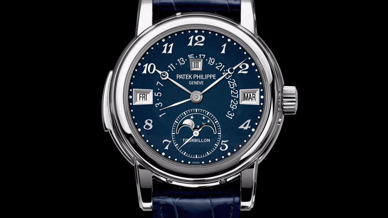 Christies venderá más de 49 relojes