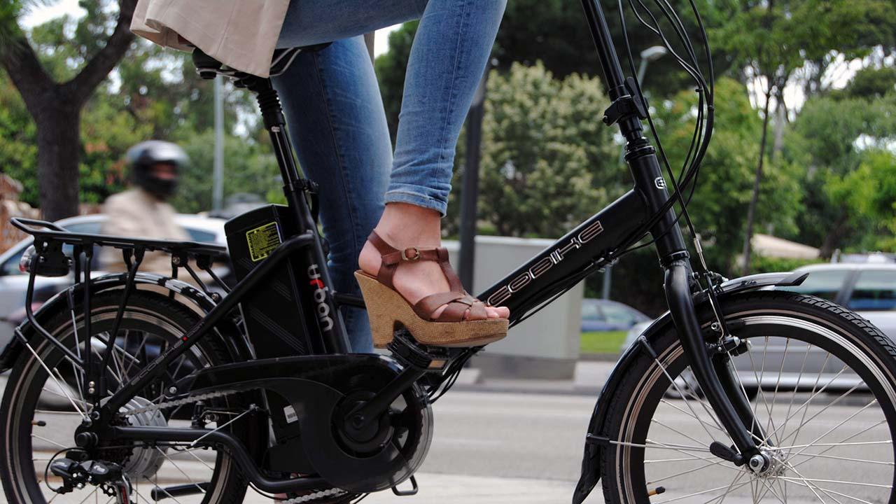 Bicicleta eléctricas llegarán a Latinoamérica
