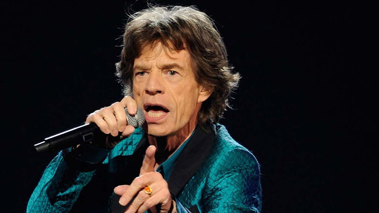 El vocalista de The Rolling Stones estrenó nuevos temas