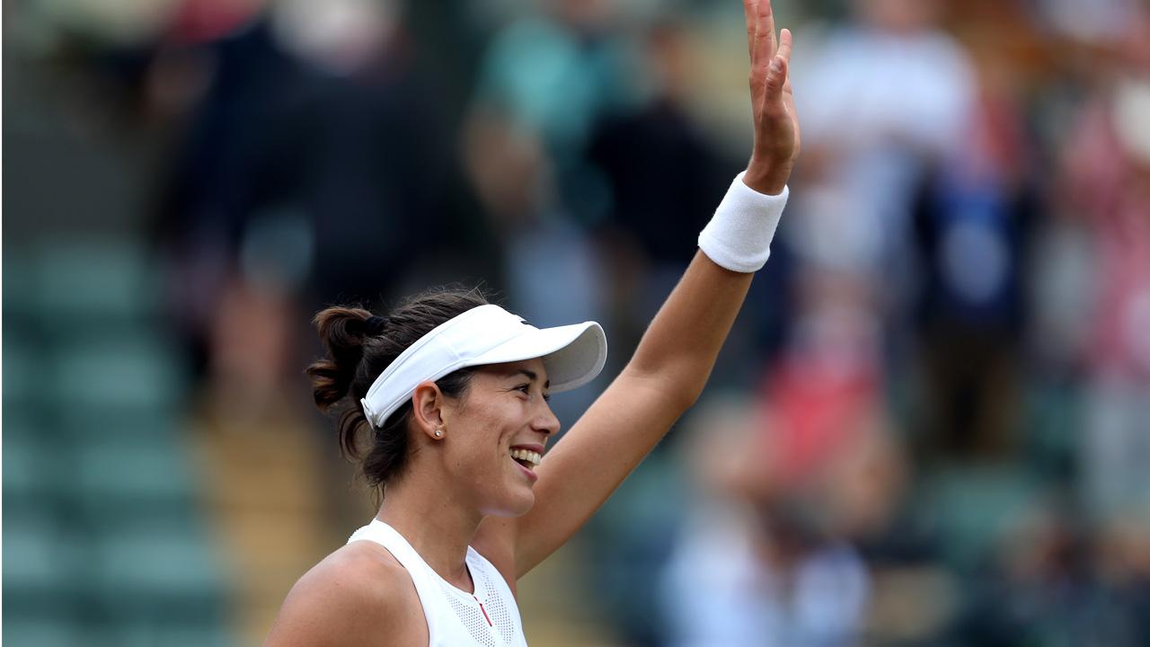 Este es el segundo título de Grand Slam que logra la tenista hispano - española de 23 años