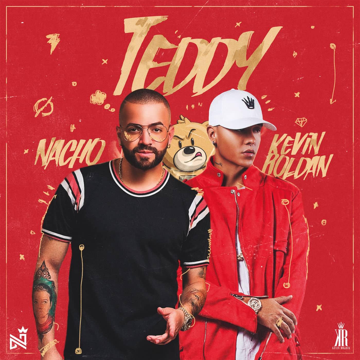 reguetón,Teddy, conforma uno de los temas del nuevo disto debut de Nacho