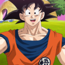 Hola, soy Goku y estoy de vuelta