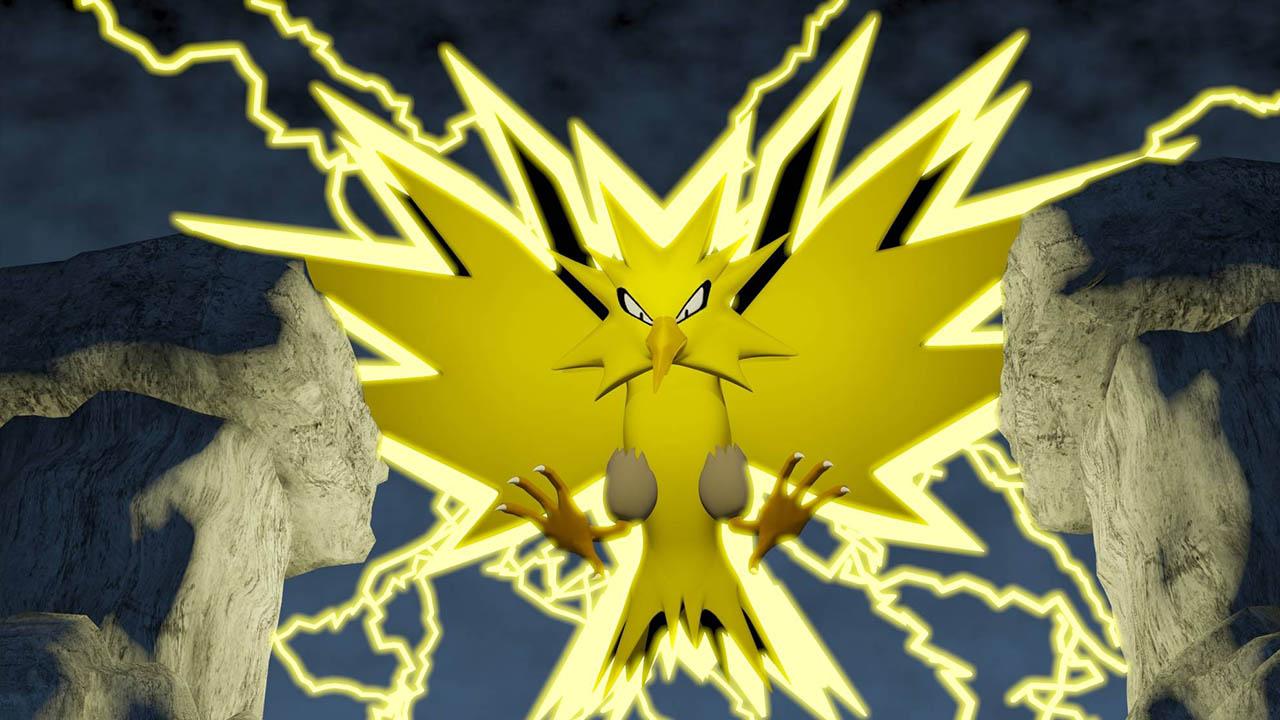 La nueva criatura legendaria de la primera generación, ya fue lanzada al mundo de realidad aumentada hasta el 14 de agosto