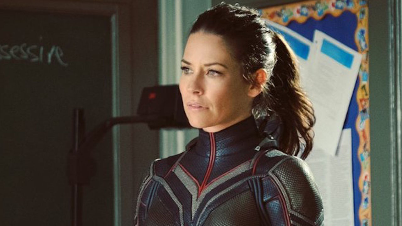 La actriz canadiense se convertirá en The Wasp