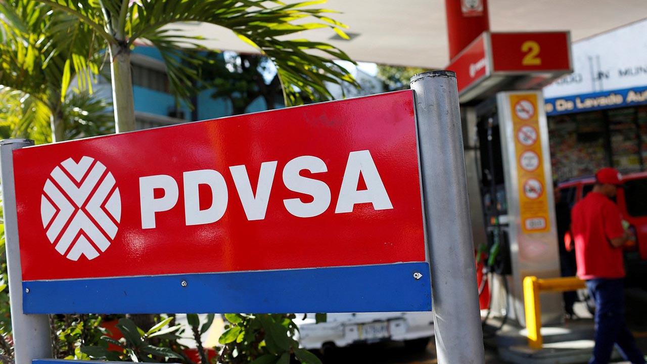 La estatal venezolana inició las transferencias