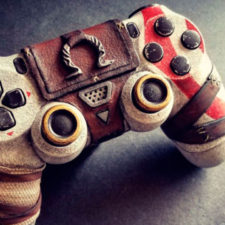 Diseñan control basado en God of War