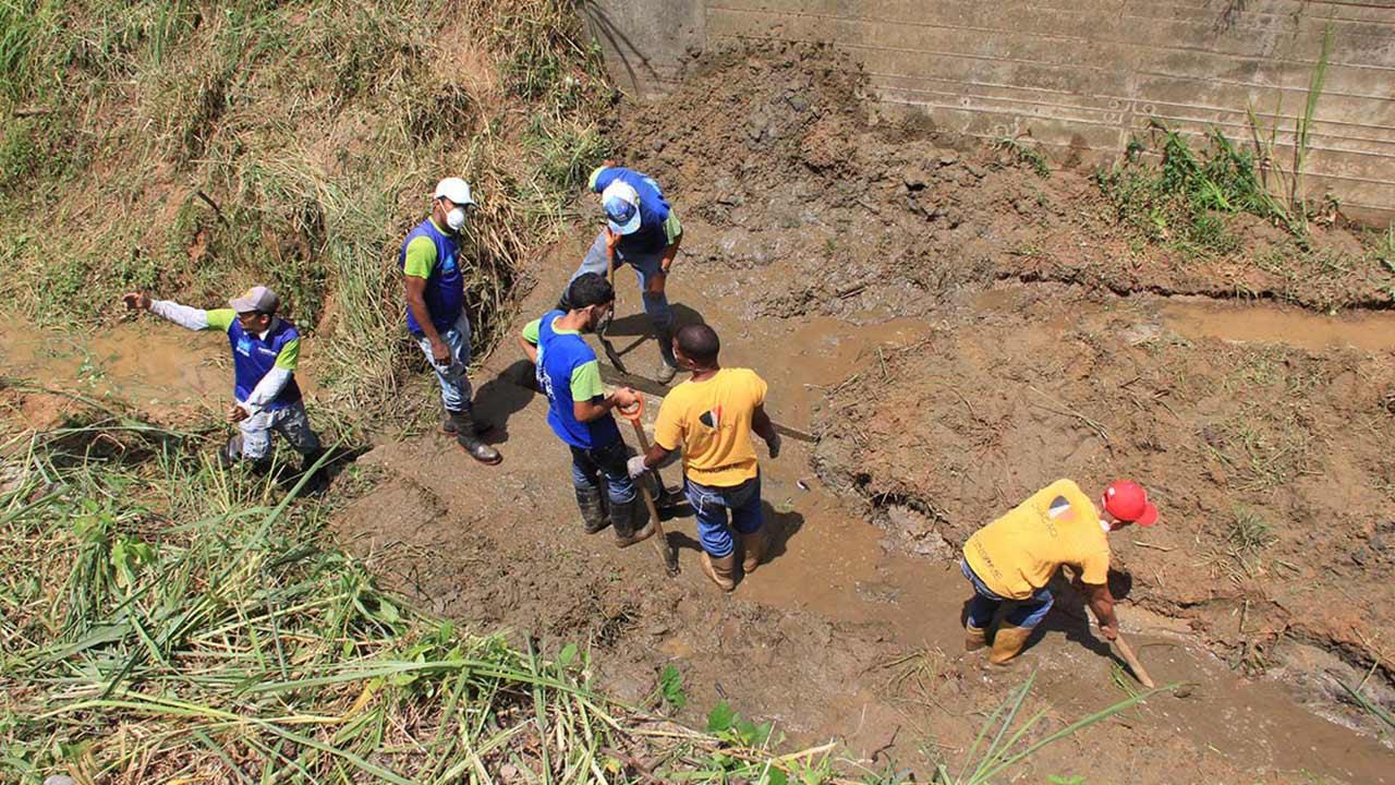 Este Plan Preventivo se realiza antes de que llegue la temporada de lluvias para eliminar alguna situacion irregular