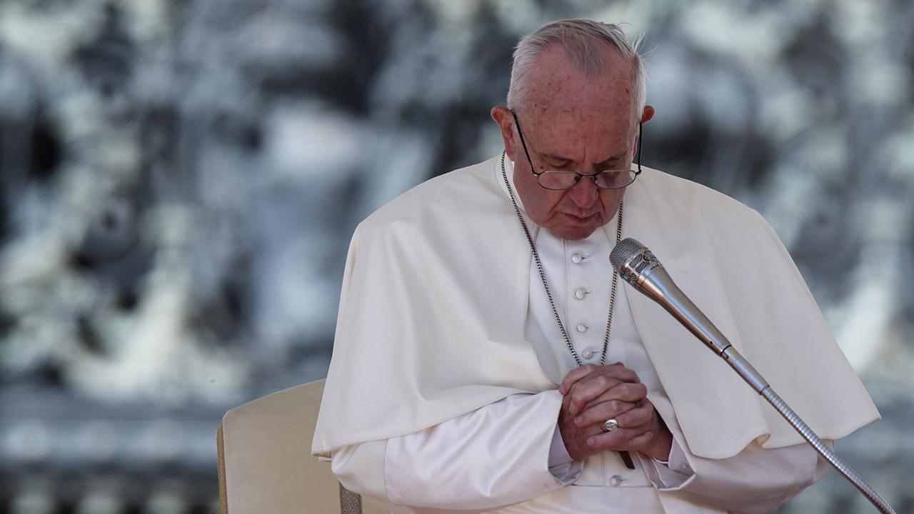 El máximo pontífice entregó unos 150 mil dólares para poder contribuir con la ayuda ante la emergencia del fuerte terremoto de esta semana