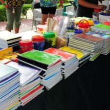 Ferias escolares ofrecen bajos costos
