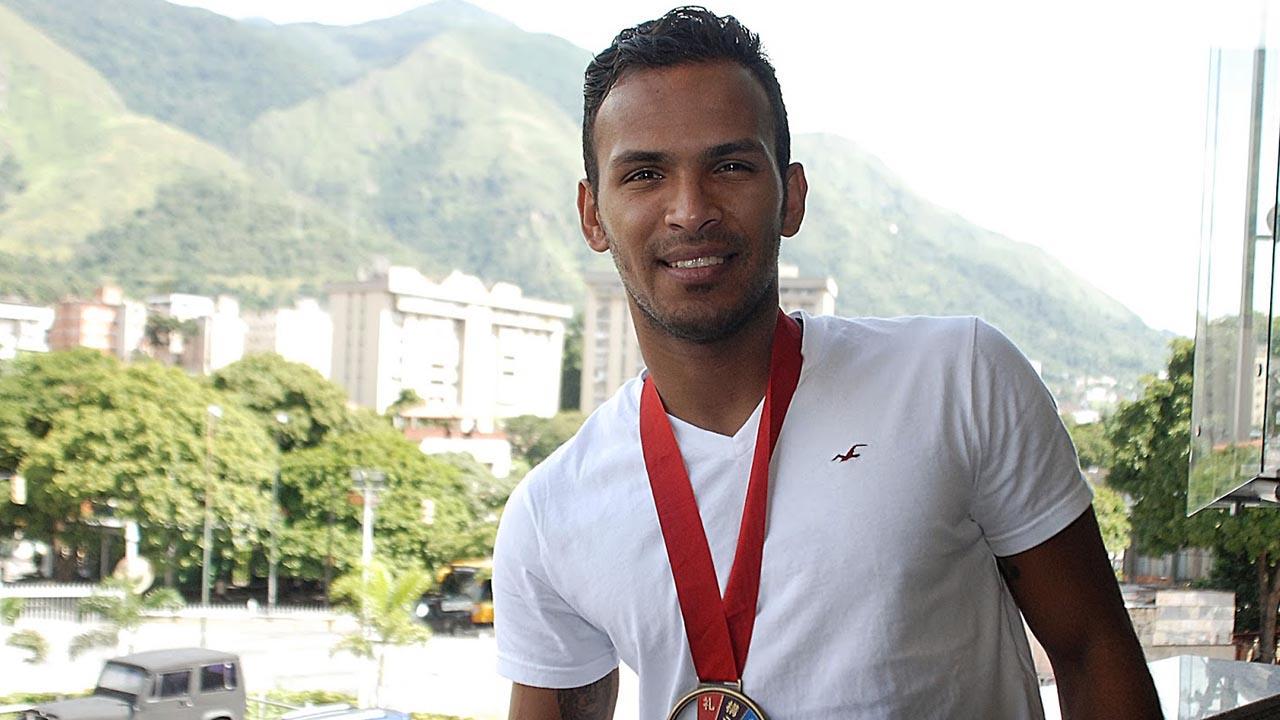 """El joven karateca aseguró que continuará """"trabajando muy duro para cumplir con la meta de representar a Venezuela en los Juegos Olímpicos de 2020"""""""