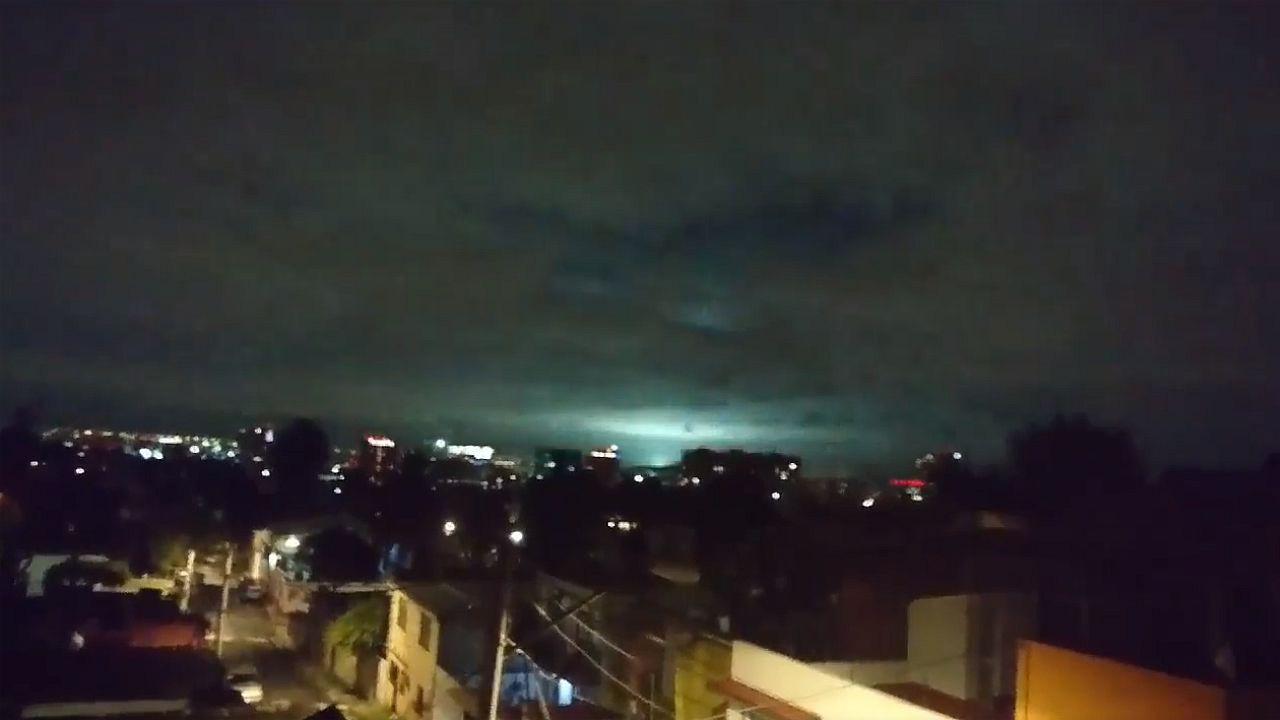 El pasado 7 de septiembre se registró en México un fuerte sismo demagnitud 8.2, el mayor en el país en los últimos 100 años