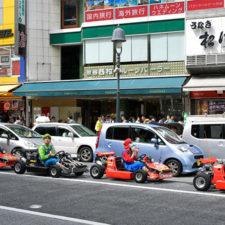 Mario Bros tomó las calles de Shibuya