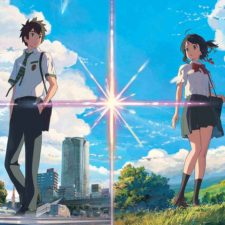 Your Name será llevada a live action