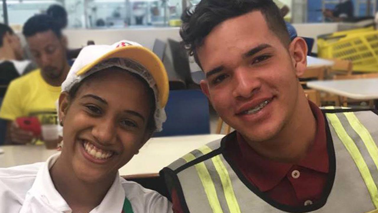 Motorista venezolano causa sensación en República Dominicana