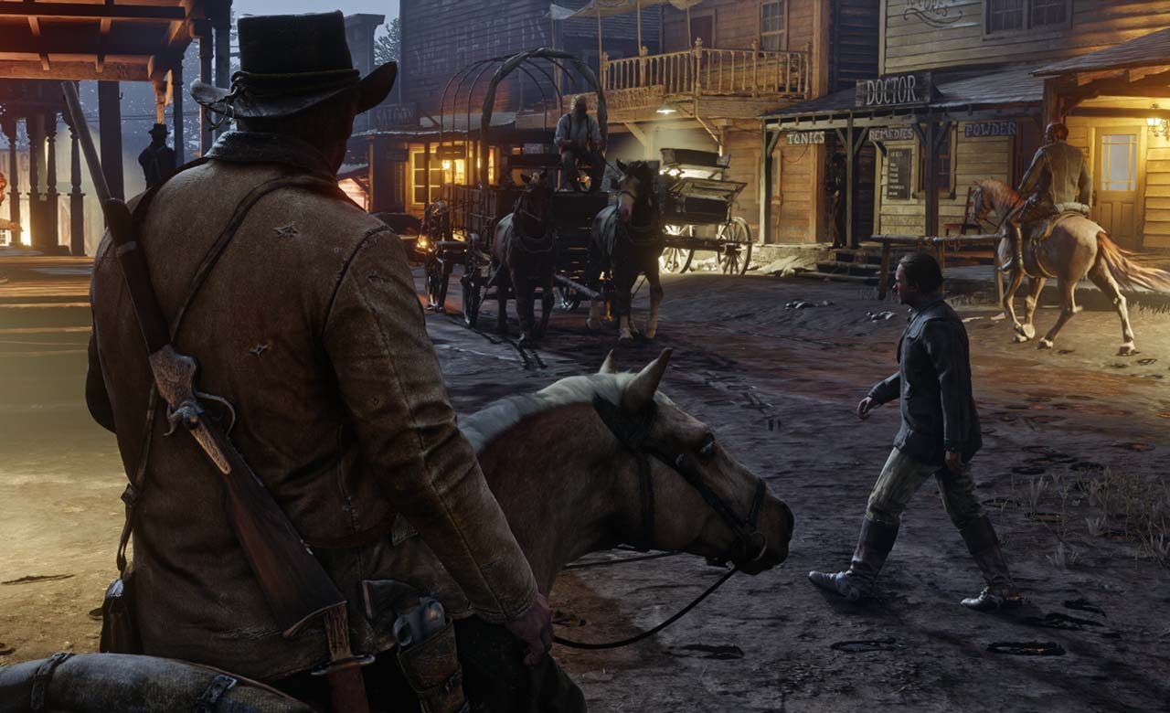 Red Dead Redemption 2 estará disponible en el 2018