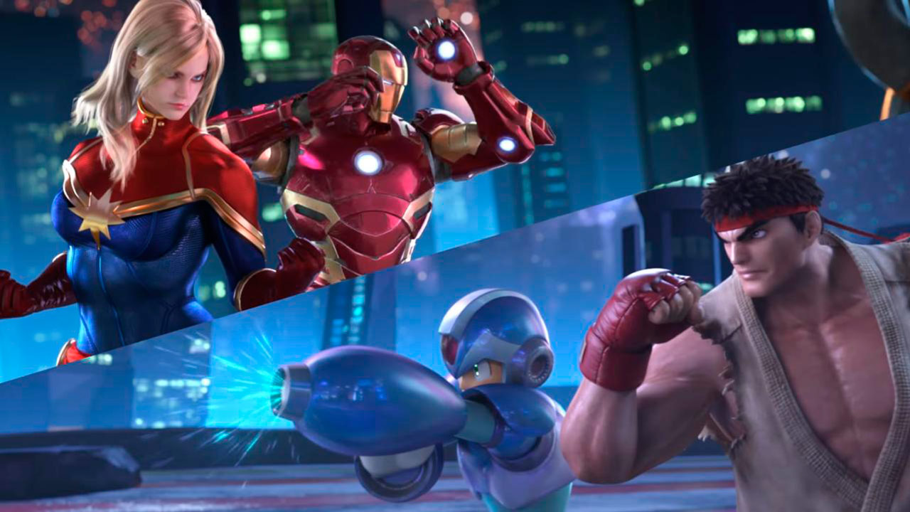 Venom, Winter Soldier, Black Widow y Monster Hunter son algunos de los personajes añadidos a la saga