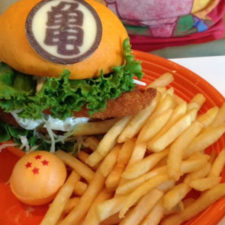 Japón vende hamburguesas de Dragon Ball