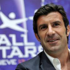 Figo será consejero y embajador de la UEFA