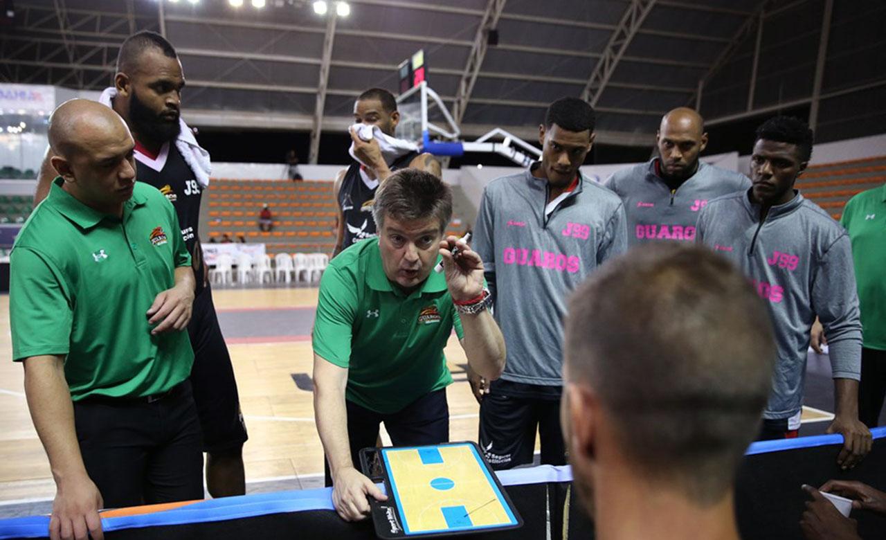 Guaros de Lara seguir preparándose para las semifinales de la Liga Nacional