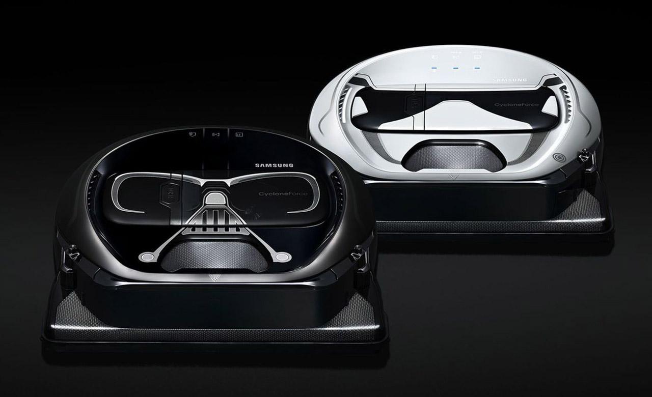 POWERbot Star Wars es el nuevo producto de Samsung