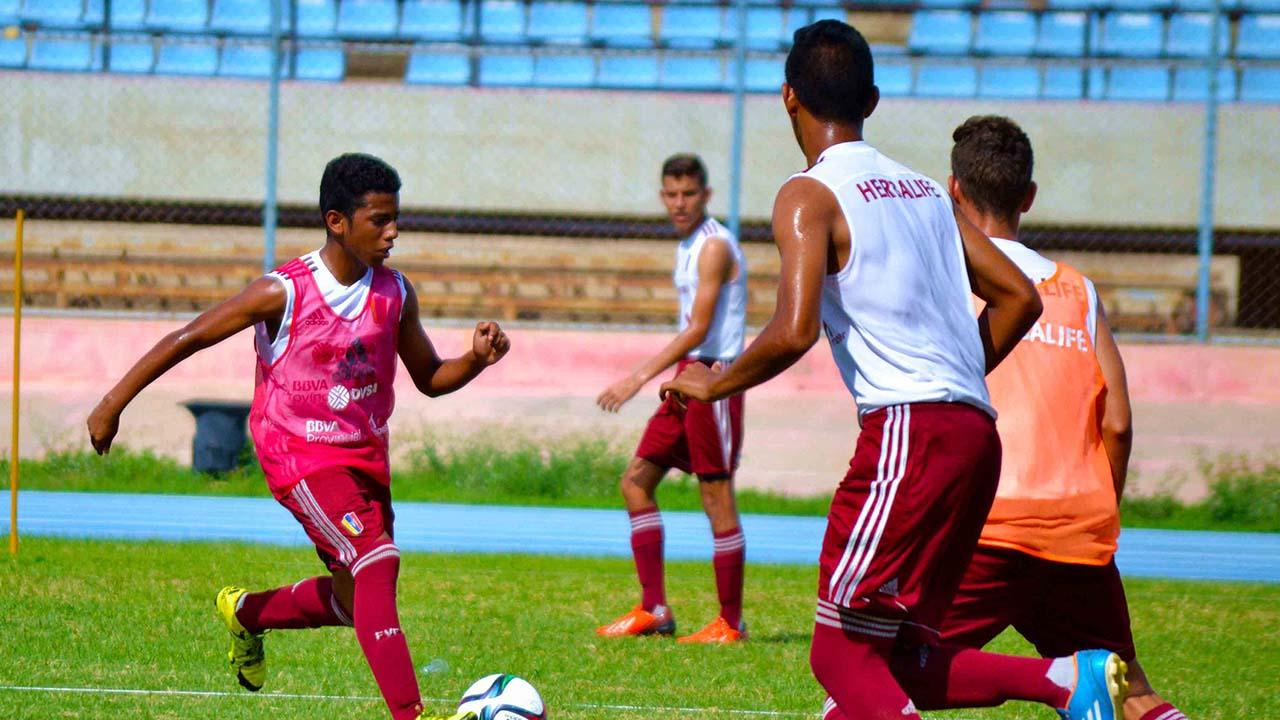 Ambas selecciones se preparan para los Juegos Bolivarianos de Santa Marta