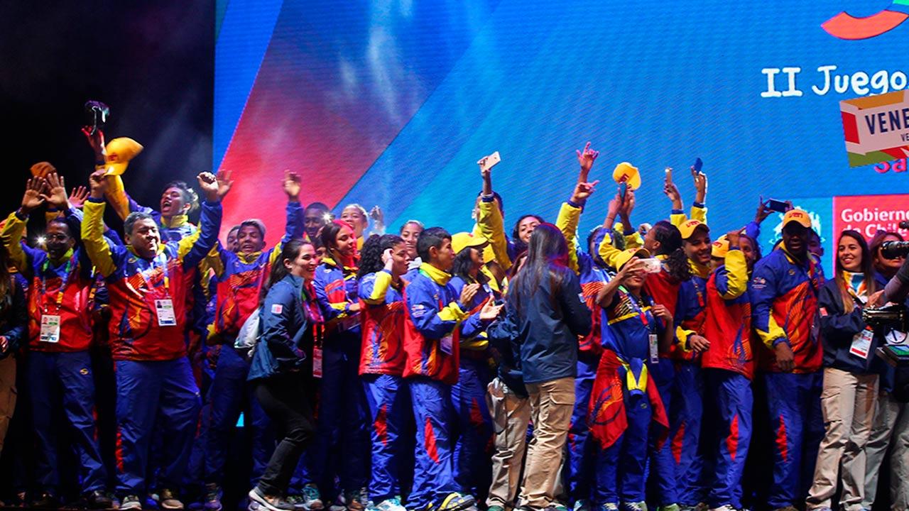 La delegación venezolana de atletas estará dividida en 277 femeninas y 326 figuras masculinas para la justa deportiva latinoamericana