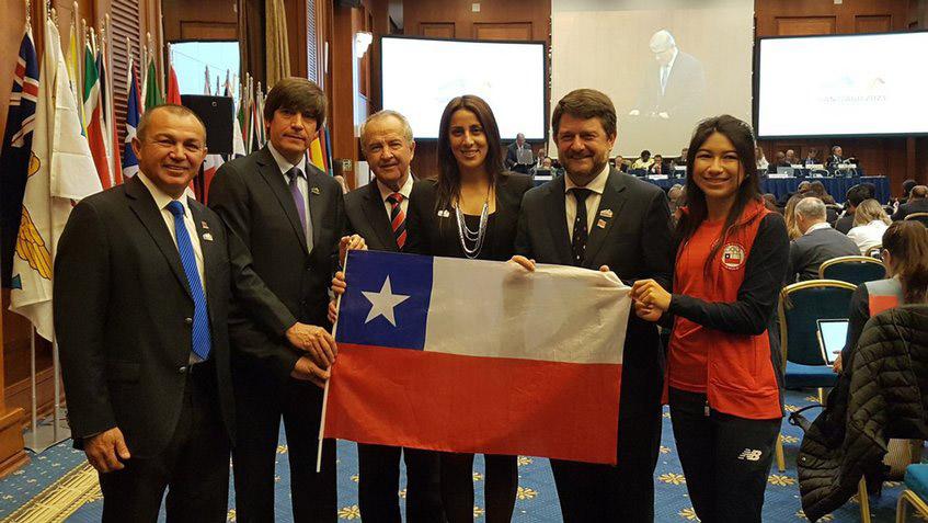 La capital del país recibió el voto unánime de los 41 países miembros de la Organización Deportiva Panamericana