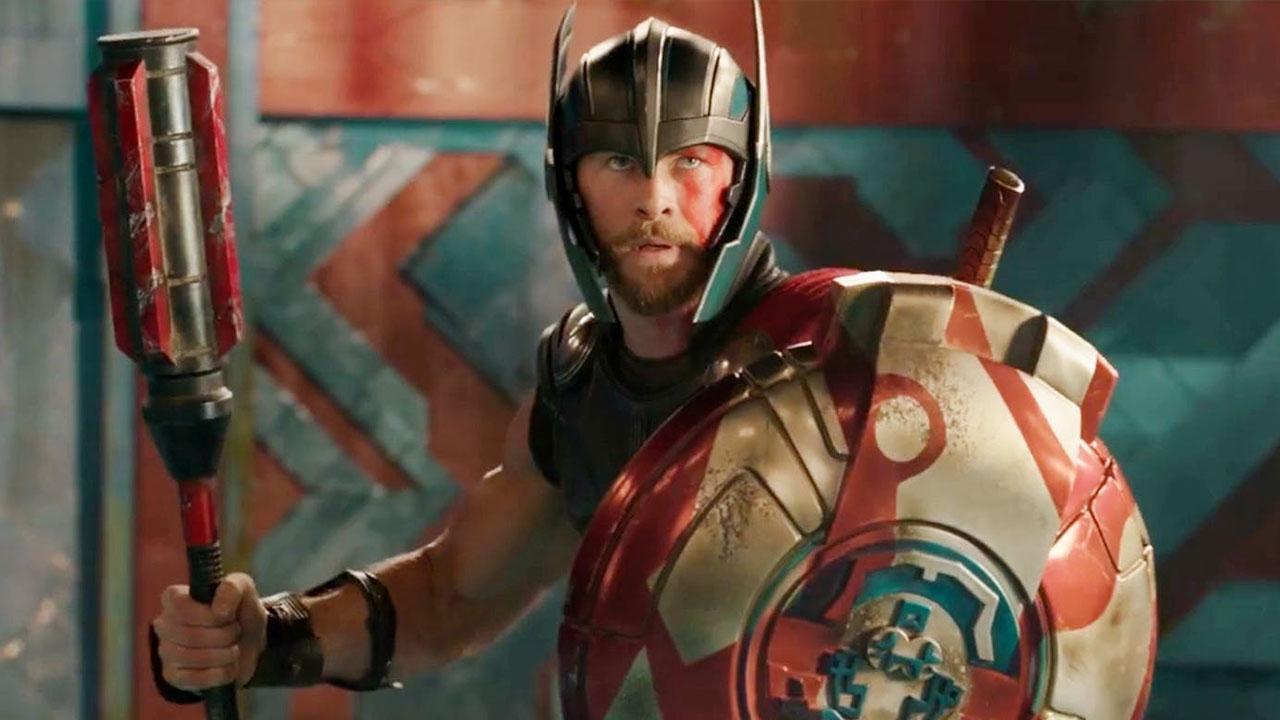El filme protagonizado por Chris Hemsworth lideró el fin de semana con una recaudación de 57 millones de dólares