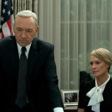 House of Cards seguirá sin Kevin Spacey
