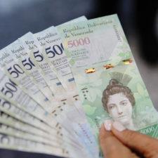 Asamblea Nacional presentó cifras de inflación