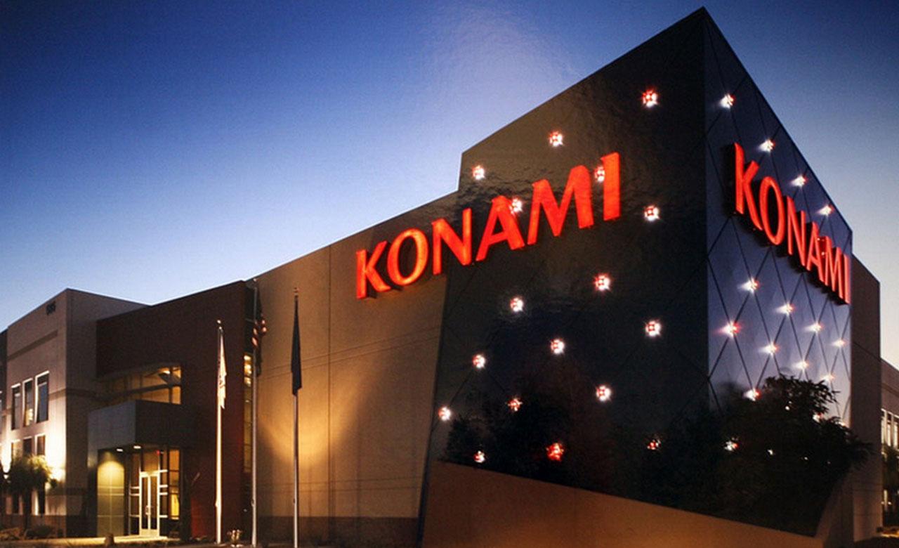 Konami tuvo un ingreso de 500 millones de dólares