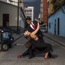 El tango toma la movida cultural caraqueña