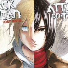 Shingeki no Kyojin Lost Girls tendrá 3 ovas
