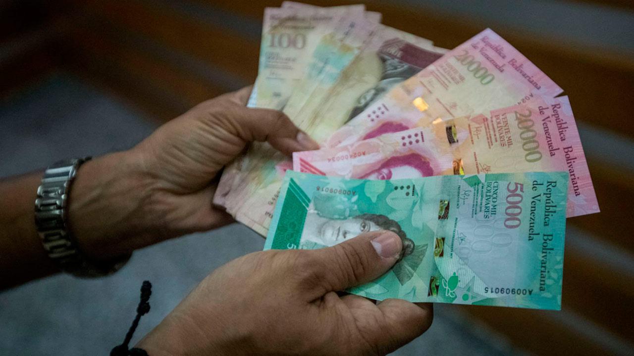 El Vicepresidente de la República Tarek El Aissami estimó el monto en más de 36 billones de bolívares