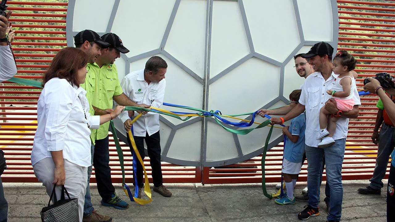 El Complejo Deportivo RS Performance Futsal Park ofrece una nueva opción a los baruteños y amantes del deporte rey