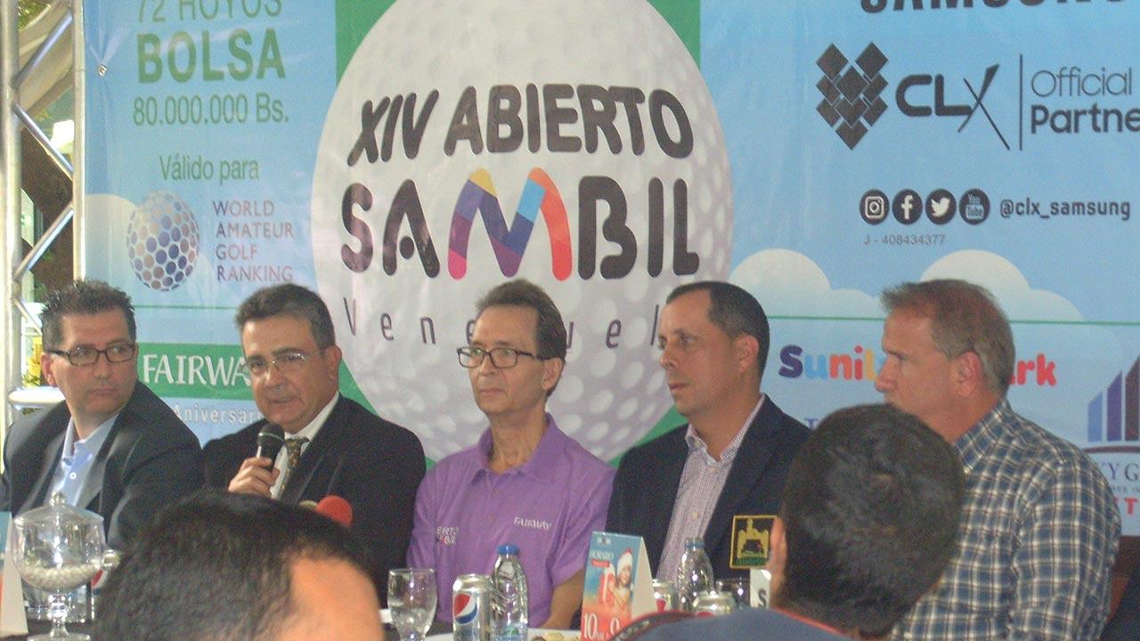 El amateur Amuriel Fernández pretende defender su título en el torneo que otorga 100 millones de Bs. al ganador