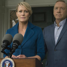 Robin Wright protagonizará House of Cards