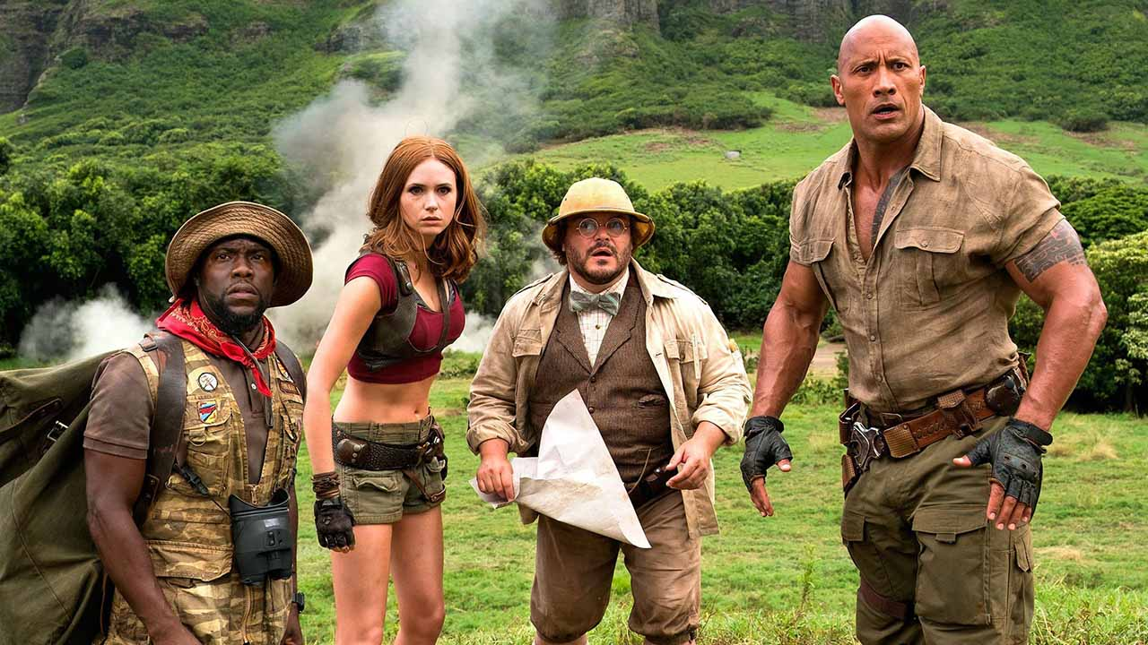 El filme protagonizado por Dwayne Johnson estará en las salas cines desde este viernes