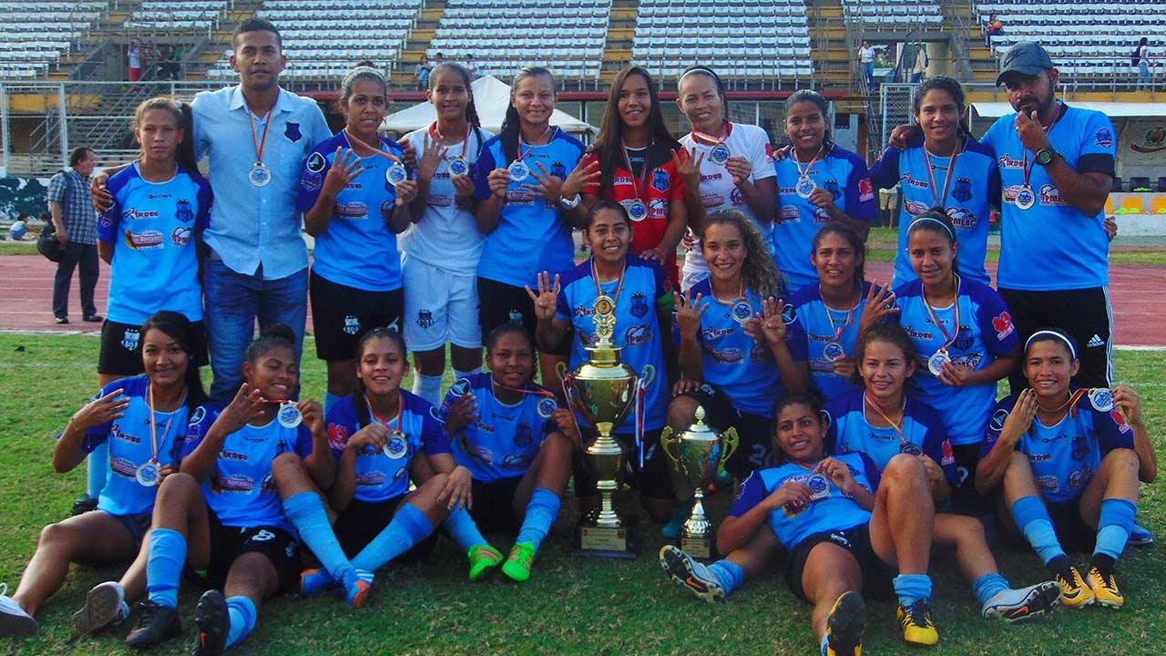 Con el título, las llaneras certificaron nuevamente su pase a la Copa Libertadores 2018