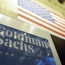 Goldman Sachs creará un criptomoneda para el 2018