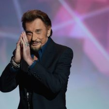 Rock and roll al estilo de Johnny Hallyday
